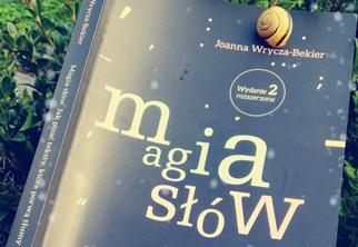 """""""Magia słów"""" Joanna Wrycza-Bekier"""